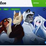 Разбор проекта Limetoon. Онлайн-издательство авторских комиксов